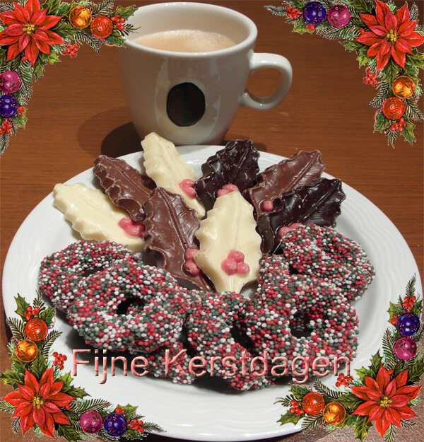 kerstmis in holland-คริสต์มาสในฮอลแลนด์